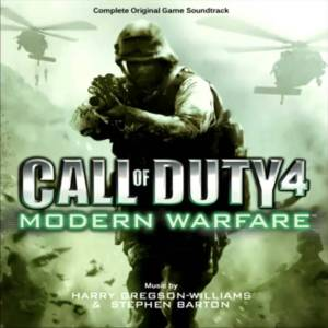 Call of Duty 4 Soundtrack